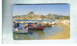 GRECIA (GREECE) -  2000 -   MARINE LANDSCAPE    - USED - RIF.   34 - Greece