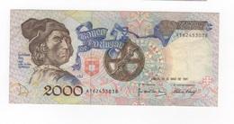 Portogallo 2000 Escudos 1981. - Portugal