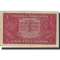 Pologne, 1 Marka, 1919, 1919-08-23, KM:23, TTB+ - Pologne