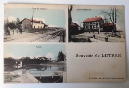 Souvenir De Lutran - France