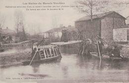2700A   MERVENT    NON ECRITE - Fontenay Le Comte