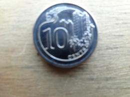 Singapour   10  Cents  2016  Km !!! - Singapour