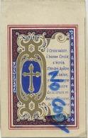 DEVOTIE :   : ( Dopter Paris  )  Format  8.5 X 5 Cm   : - Images Religieuses