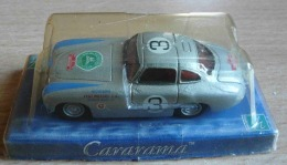 COUPE MERCEDES RALLYE III CARRERA PANAMERICANA MEXICO CARARAMA HONGWELL ECH 1/72 HO 2 SCAN - Cars & 4-wheels