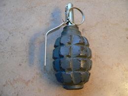 Grenade Défensive Russe Neutralisée - Decorative Weapons
