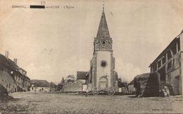 89 - DOMECY-sur-CURE - L'Eglise - France