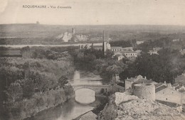 30/ Roquemaure -  Vue D'ensemble - - Roquemaure