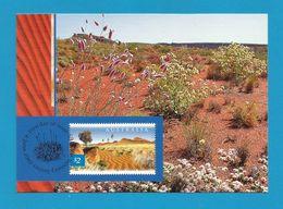 Australien 2002  Mi.Nr. 2141 , Great Sany Desert - Maximum Card - First Day Of Issue 4 June 2002 - Maximumkarten (MC)
