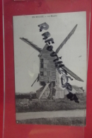 Cp   En  Beauce  Le Moulin - Personnages