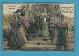 CPA EN PROVENCE Comtadines Coiffures Et Costumes Du Comtat-Venaissin AVIGNON CAVAILLON Etc. 84 - France
