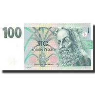 République Tchèque, 100 Korun, 1997, 1997, KM:18, SUP+ - Tchéquie