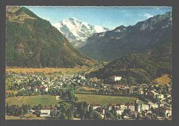 Interlaken - Panorama - Postkartenverlag Engelberger, Stans - 9,5 X 13,8 Cm - BE Berne