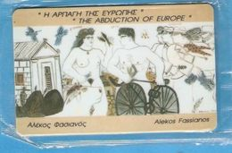 GREECE  Chip Phonecard MINT In Blister - Greece