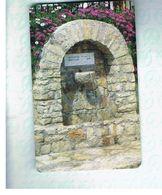 GRECIA (GREECE) -  2000 -   DRINKING FOUNTAIN    - USED - RIF.   36 - Greece