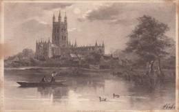 GLOUCESTER. H. COLLS. ENGLAND-TBE-BLEUP - Gloucester
