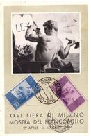 Cartolina Maximum PROCLAMAZIONE COSTITUZIONE (1948)  Buone Condizioni - Cartoline Maximum