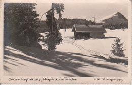 Schermbergler Hütte  (Grunau GM) - Österreich