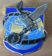 Insigne Militaire - CFIII (Centre De Formation Et D'interprétation Interarmées De L'imagerie) - Drago G 4266 - Ema - Other