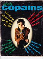 S.L.C. SALUT LES COPAINS N°13/ 08/1963 D'où Viens-tu Johnny? (photos Du Tournage Du Film), Sylvie Vartan, Vic Laurens - Musique