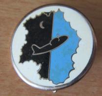 Insigne Militaire - GE 319 ( Groupement Ecole Avord) - Drago A 958 - Emaillé - Armée De L'air