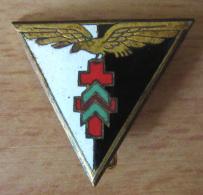 Insigne Militaire - BA 128 (Base Aérienne Metz Frescaty) - Andor - Emaillé - Airforce
