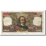 France, 100 Francs, 100 F 1964-1979 ''Corneille'', 1977-12-02, P. - 1962-1997 ''Francs''