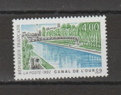 FRANCE / 1992 / Y&T N° 2764 ** : Canal De L'Ourcq - Gomme D'origine Intacte - France