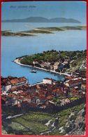 CROATIA - HRVATSKA, LESSINA - HVAR, ED. PURGER & CO.12522 - Croatie