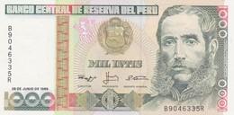 Rox PERU' - 1988 - 1000 Intis  FDS - Perù