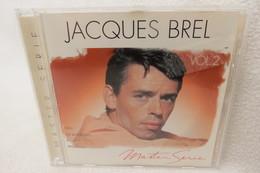 "CD ""Jacques Brel"" Vol. 2, Master Serie - Sonstige - Franz. Chansons"