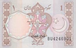 Rox PAKISTAN - 1 Rupee UNC - Pakistan
