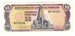 Dominican Republic 50 Pesos 1995 UNC .C. - Dominicana