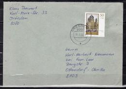 B-24, DDR, MiNr. 3359 Auf Brief Von Dresden Nach Ottendorf-Okrilla - DDR