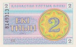 Rox KAZAKHSTAN 2 TYIN 1993 UNC - Kazakistan