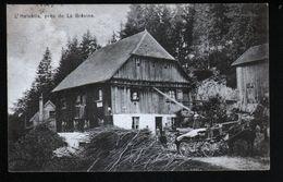 SUISSE, L'Helvetia, Près De La Brevine - NE Neuchatel