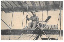 PARISOT Sur Biplan FARMAN Moteur GNOME 50 HP - Aviateurs