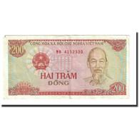 Billet, Viet Nam, 200 D<ox>ng, 1987, KM:100a, SUP - Vietnam