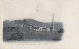 RONCHAMP VUE DU PUITS DU CHANOIS MINE USINE 1900 HAUTE-SAONE - Francia