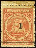 British Guiana. Sc #92. Unused. - Guyane Britannique (...-1966)