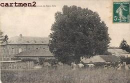 REBAIS VUE GENERALE DE SAINTE-ASILE 77 - Rebais