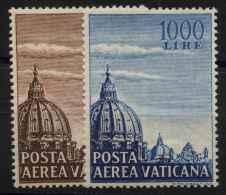 Vatican (1953) PA N 22 A 23 (Luxe) - Vatican