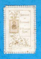 Souvenir De Pélerinage à Saint Jean-François Régis, Prière Du R. P. Pascalin, (Fontcouverte, Lalouvesc), éd. Bonamy - Images Religieuses