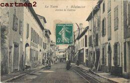 REALMONT AVENUE DE CASTRES 81 - Realmont