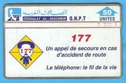 MOROCCO   L&G    401 M - Maroc