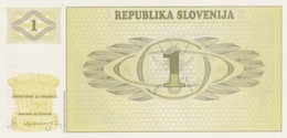 Rox SLOVENIA 1 TOLAR UNC - Slovenia
