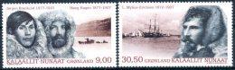 Groenland 2014 - Expédition XII - Explorateurs Bronlund Hagen Mylius-Erichsen ** - Polar Explorers & Famous People