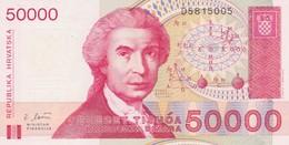 Rox CROATIA  50.000 Hrvatskih Dinara UNC - Croazia