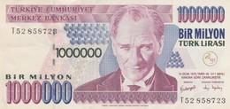 Rox Turkey 1000000 Lirasi 1970 T Series QFDS - Turchia