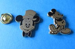 2 Pin's, Disney, Micky Maus, Arthus Bertrand - Arthus Bertrand
