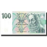 République Tchèque, 100 Korun, 1997, 1997, KM:18, SPL - Tchéquie